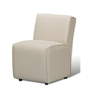 Roller Birk Slipper Chair (Set of 2) by Sarreid Ltd