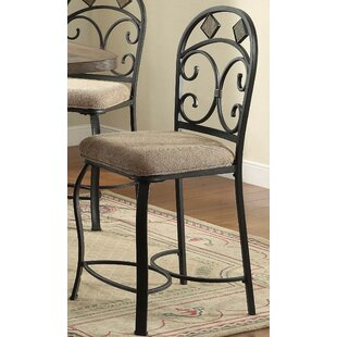 Bocanegra 24 Bar Stool (Set of 2) by Fleur De Lis Living
