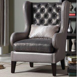 Hyndi Armchair by Everly Quinn