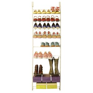 12tier 36 pair shoe rack