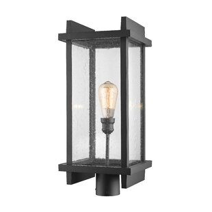 Top Reviews Beeching Outdoor 1-Light Lantern Head By Ivy Bronx