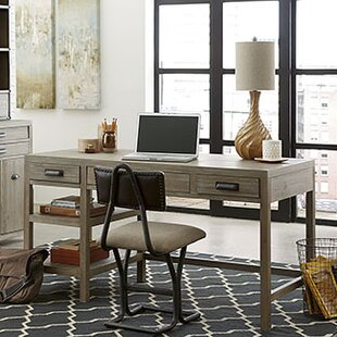 Union Rustic Winooski 4-Piece Standard Desk Office Suite