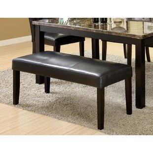 Parker Leatherette Bench