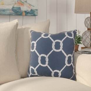 Sweetwood Tied Up Delight Outdoor Throw Pillow