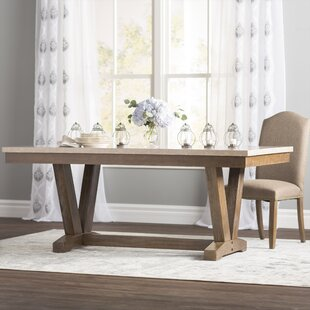 Bellegarde Dining Table by Lark Manor Find