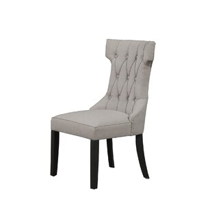 Ramses Upholstered Dining Chair (Set of 2) by Darby Home Co