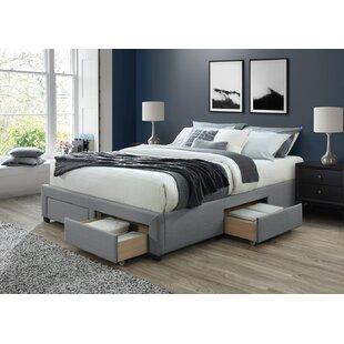 Waggoner Cosmo Queen Upholstered Storage Platform Bed by Red Barrel Studio