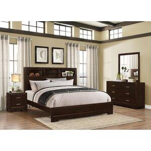 Voigt Panel 4 Piece Bedroom Set