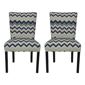 barcelona side chairs set of 2