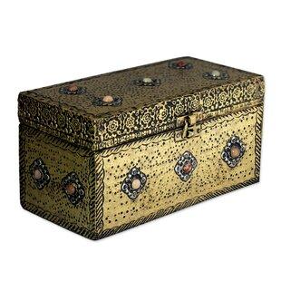 Comparison Treasure Chest Jewelry Box ByBloomsbury Market