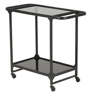 Thistletown Serving Cart By 17 Stories