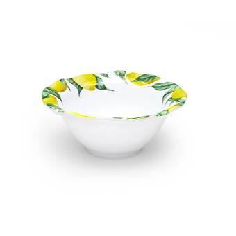 Elite Global Solutions Tenaya 44 Oz Round Melamine Cereal Bowl Wayfair