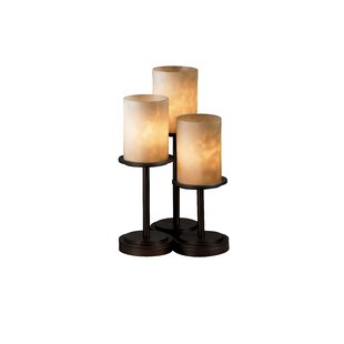 Loon Peak Woolwich Portable Table Lamp (Set of 3)