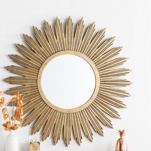 Rose Gold Wall Mirror Wayfair