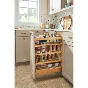 Slim Pull Out Pantry Cabinet Wayfair
