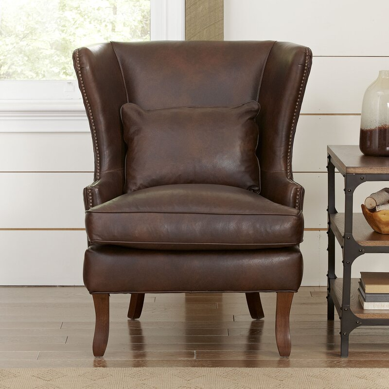 solomon wingback chair