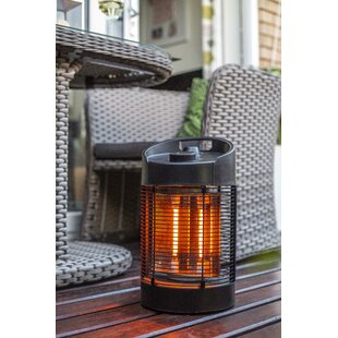 Read Reviews Merced Electric Patio Heater