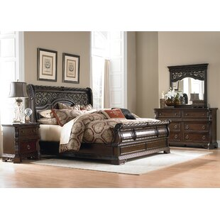 Astoria Grand Kate Configurable Bedroom Set