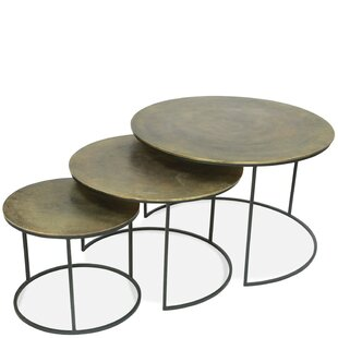 Linus 3 Piece Nesting Tables