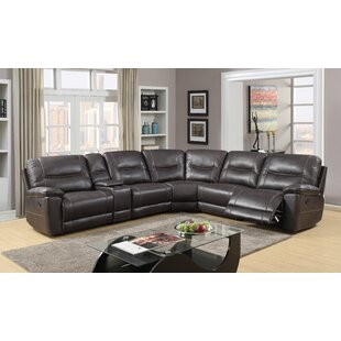 Shop Trower Reclining Sectional by Red Barrel Studio
