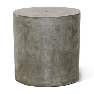 Perpetual Stone/Concrete Side Table by Seasonal Living