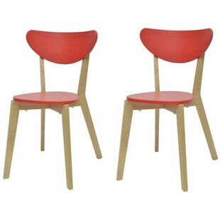 Eilidh Solid Wood Dining Chair (Set Of 2) By Fjørde & Co