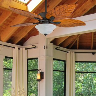 Compare prices 52 Stedman 5 Blade LED Ceiling Fan By Bay Isle Home