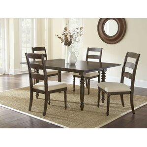 Weissinger 5 Piece Dining Set by Alcott H..