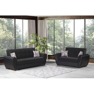 Noni 2 Piece Sleeper Living Room Set By Latitude Run