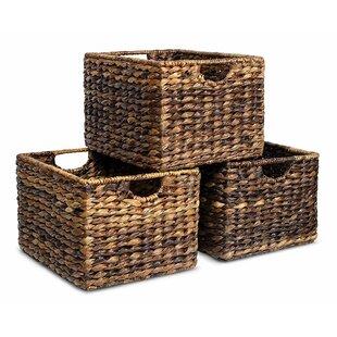 Abaca Basket Wayfair