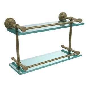 Allied Brass Waverly Place Wall Shelf