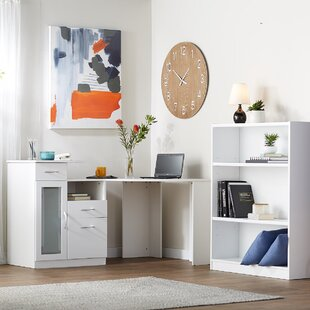 Look for Cherree 2 Piece L-Shape Desk Office Suite By Zipcode Design