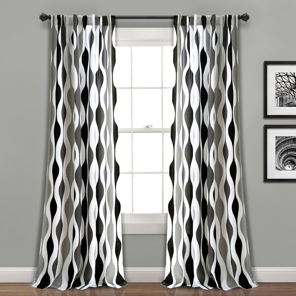 Retro Curtains Wayfair