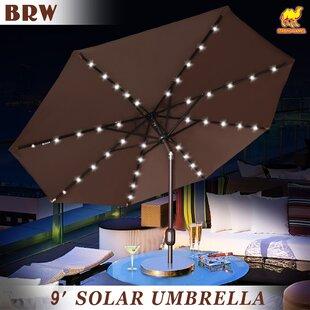 Kaczmarek 9' Market Umbrella by Symple Stuff