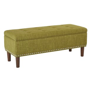 Ave Six Bryant Upholstered Storage Bench