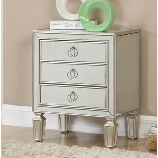Portillo 3 Drawer End Table By Willa Arlo Interiors