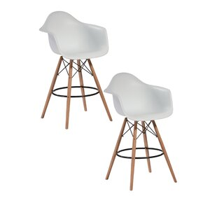 Marabella Bar Stool (Set of 2) by Corrigan Studio