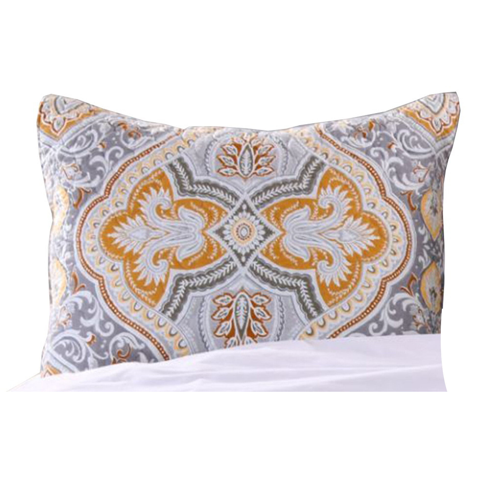 Cotton Blend Envelope Pillow Shams Euro Shams You Ll Love In 2021 Wayfair