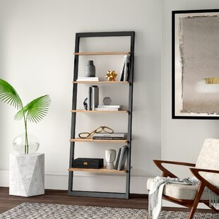Theophanes Ladder Bookcase by Mercury Row