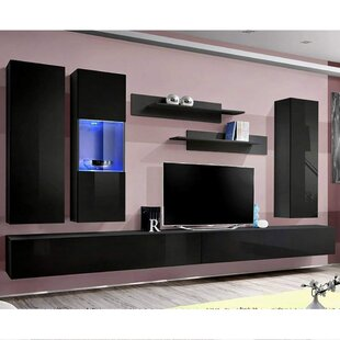 Vreeland Floating Entertainment Center For TVs Up To 88