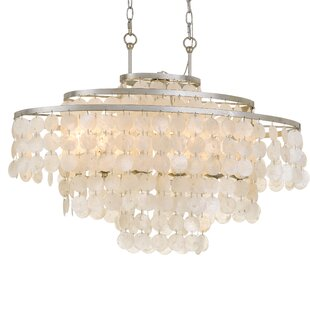 Highland Dunes Hettie 6-Light Drum Chandelier