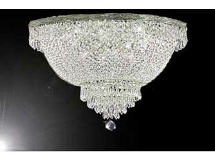 Rosdorf Park Matthews 14-Light Flush Mount