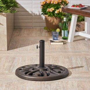 Nagle Outdoor Concrete Free Standing Umbrella Base