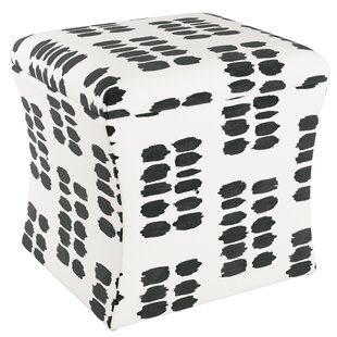Leicester Storage Ottoman by Wrought Studio