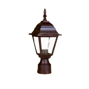 Price Check Ledbetter Outdoor 1-Light Lantern Head By Charlton Home