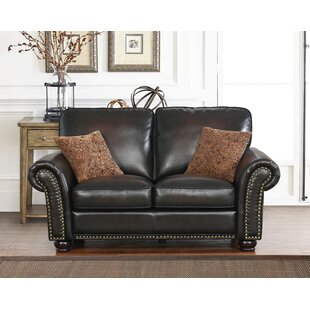 Fallsburg Loveseat by Darby Home Co Wonderful