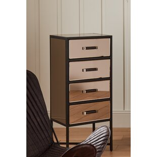 4 Drawer Chest By Pacific Lifestyle