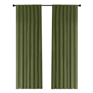 Velcro Tab Outdoor Curtains
