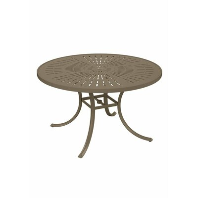 La'Stratta Round 28 Inch Table by Tropitone Looking for