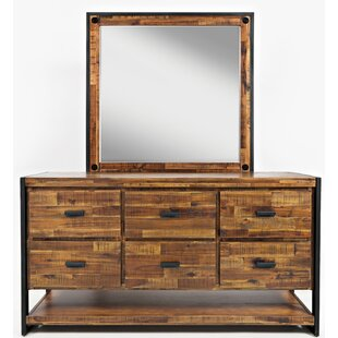 Gracie Oaks Westgate 6 Drawer Dresser